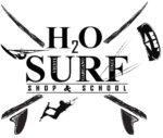 H2O WindsurfingVieste Logo